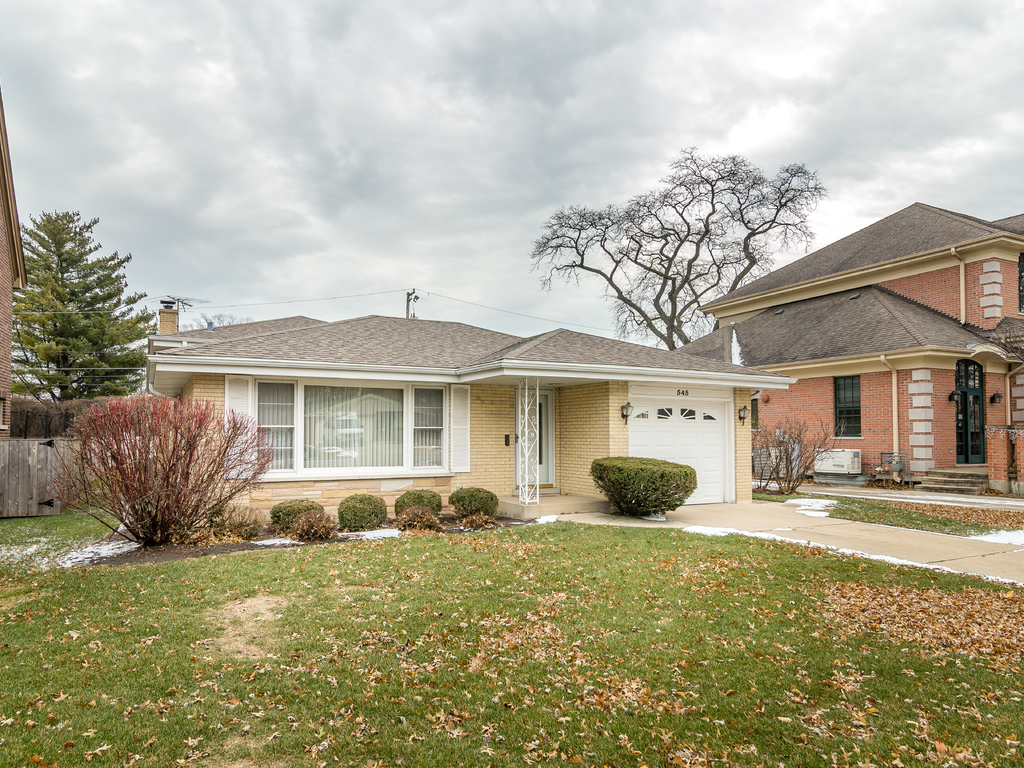 Open house 545 N Aldine, Park Ridge, IL 60068, Sunday, 12/17/17 from 1-3 pm