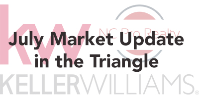 July Market Update in the Triangle