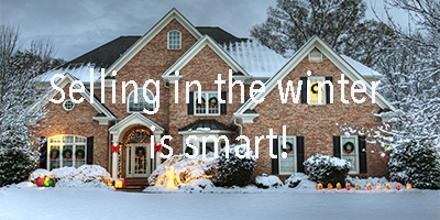 4 Benefits for Selling Your Home in the Winter