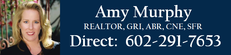 Amy Murphy ~ Arizona Native Realtor for 24 years!