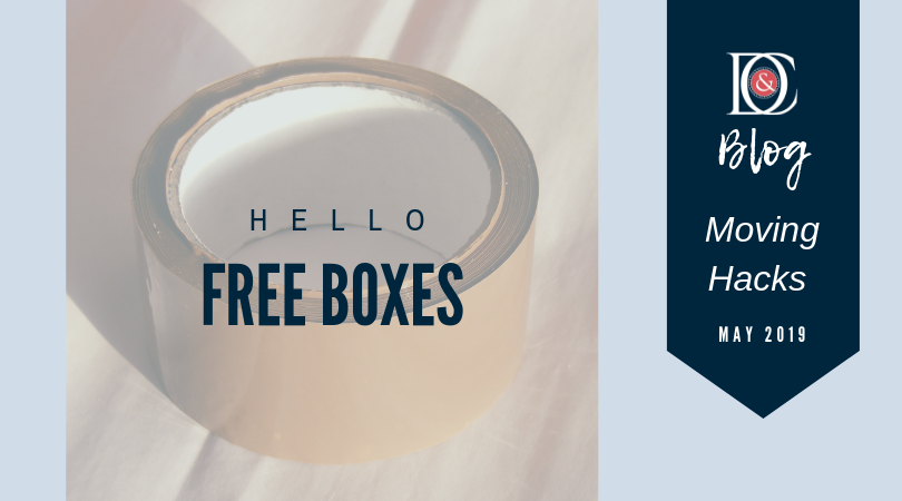 Moving Hacks :: Places to Find Free Boxes