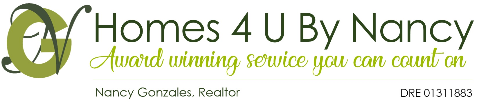 Nancy Gonzales ~ Homes 4 U By Nancy
