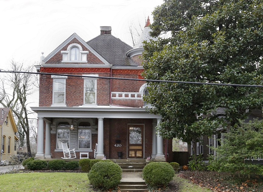 downtown historic home for sale