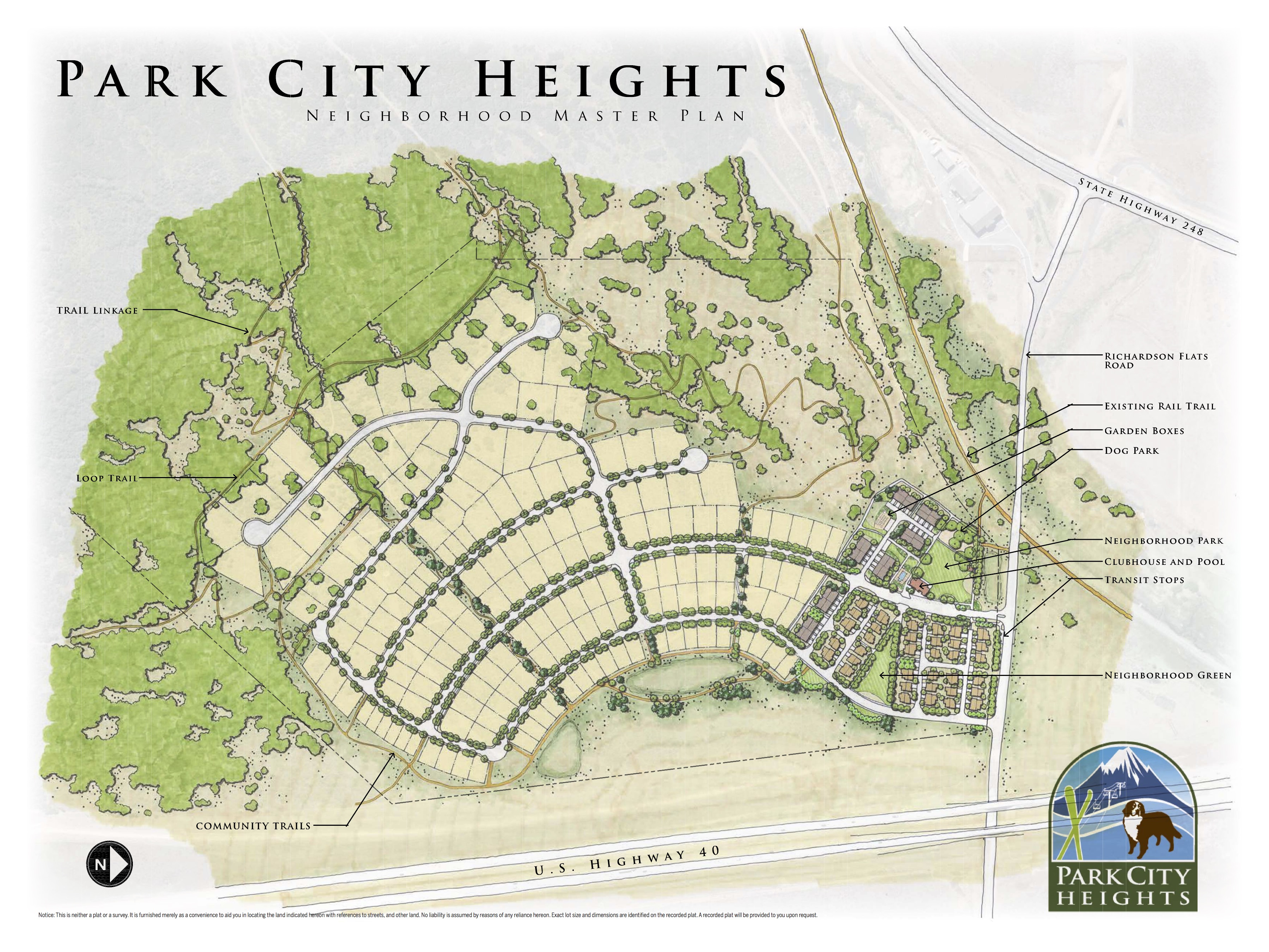 Park City Heights, Homes for sale