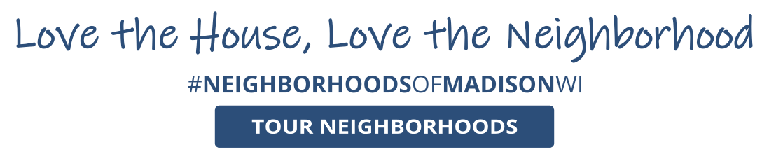 Love the House, Love the Neighborhood Feature Series