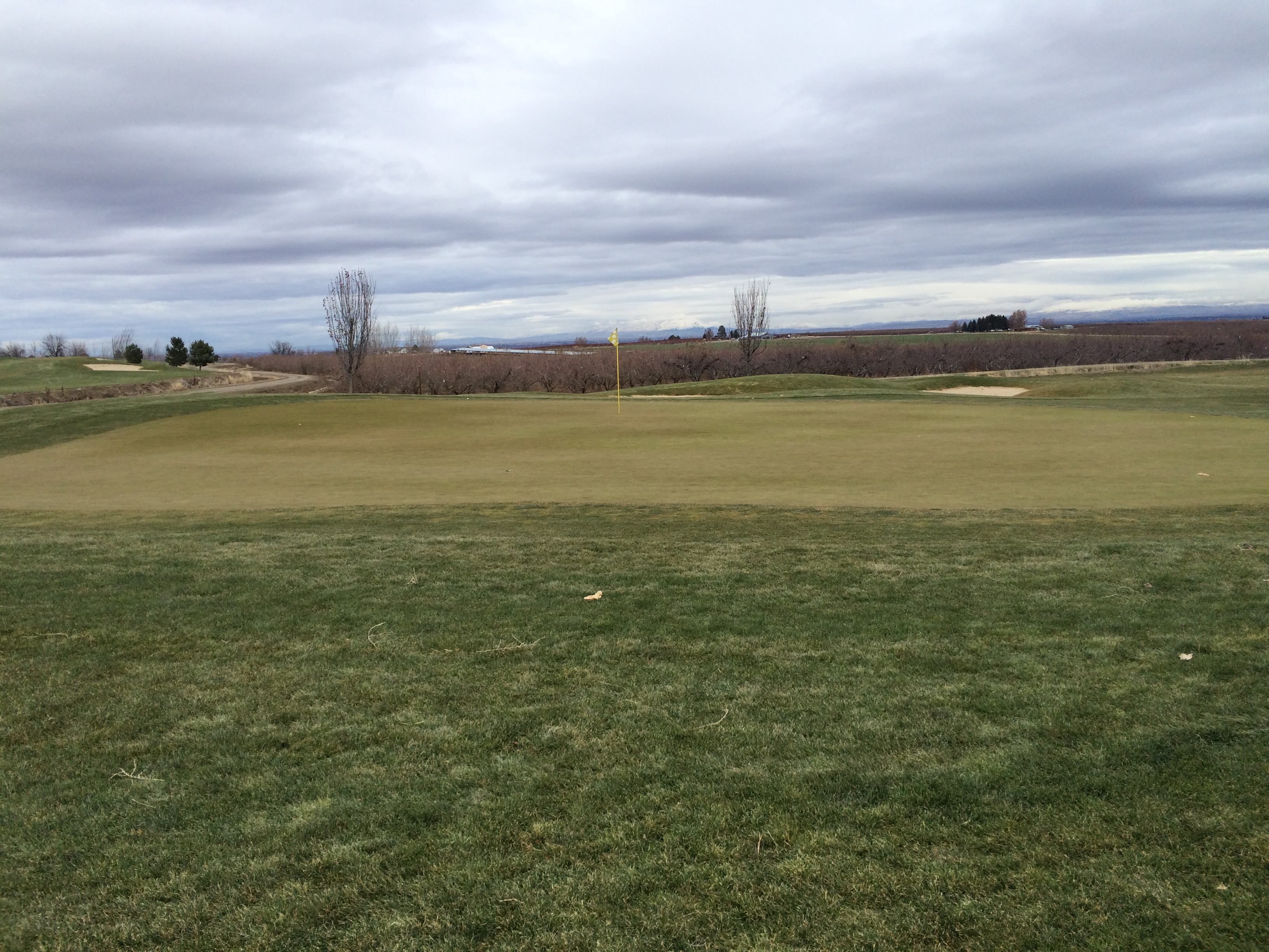 TimberStone Golf Course: Hole 5, Par 4