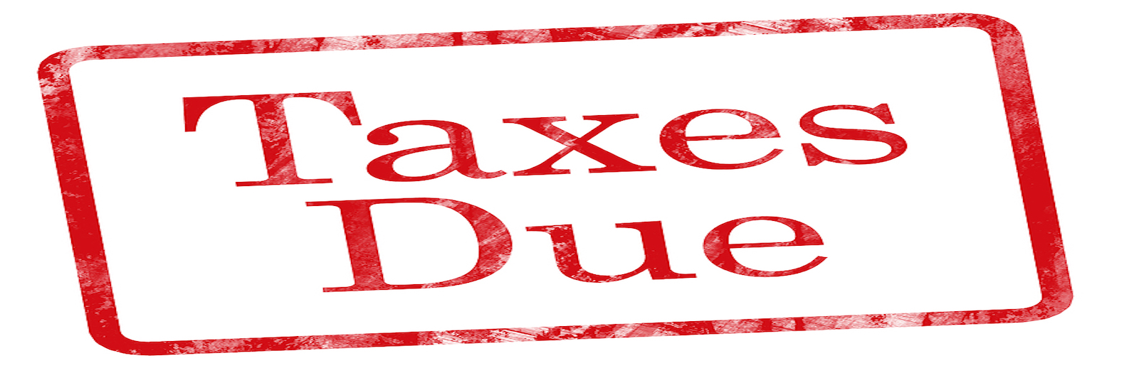 property taxes due December 10