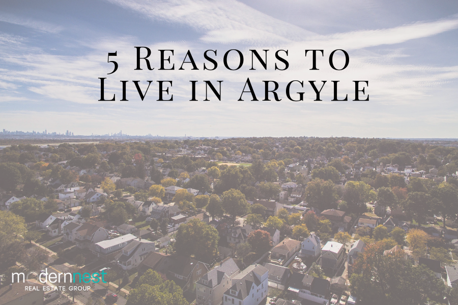 5 Reasons to Live in Argyle