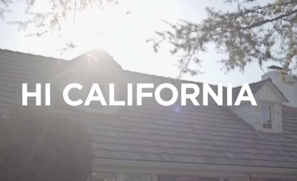 Tribute to California's Resiliency