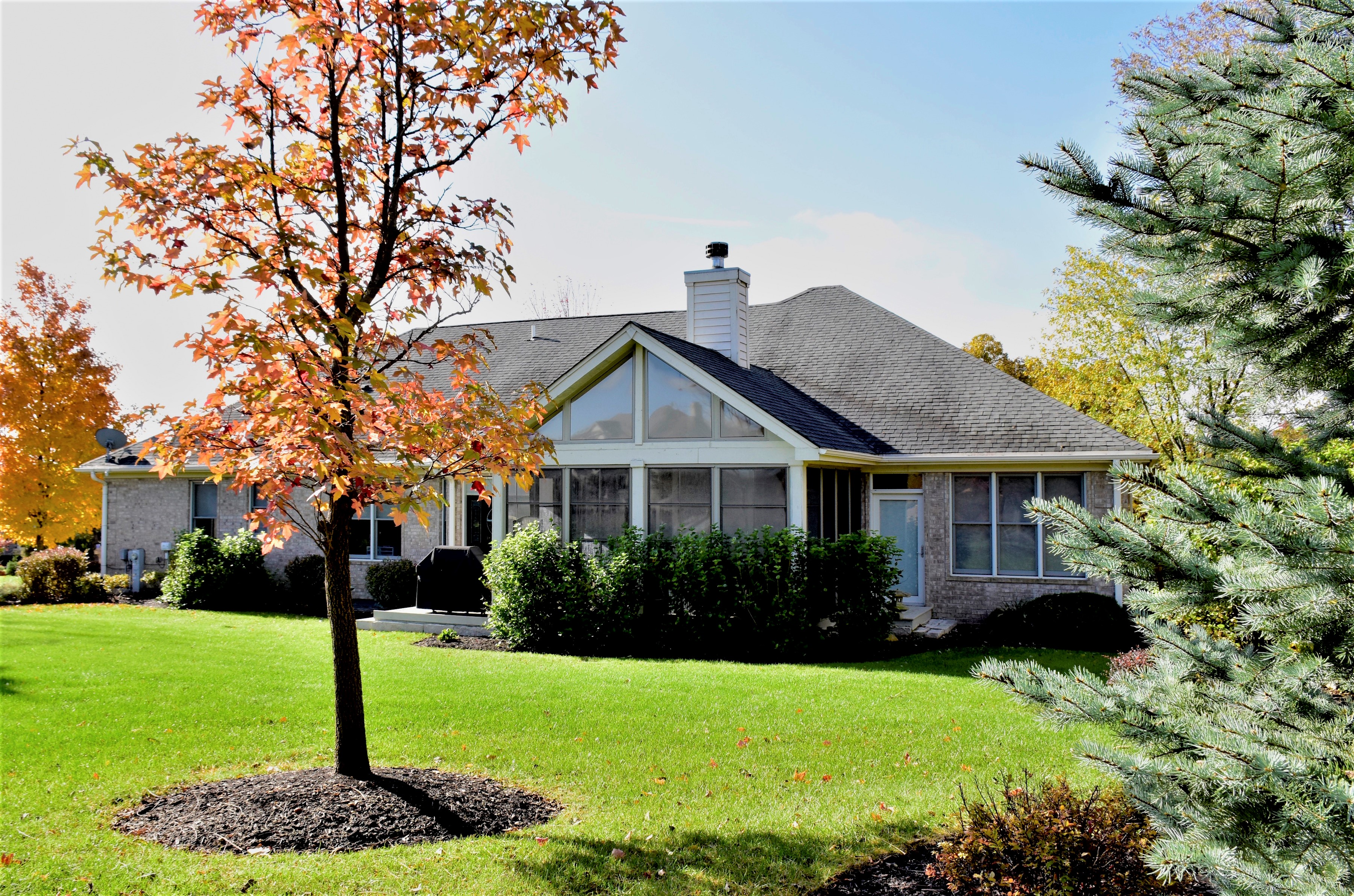 Just Listed! 4-5BR, 3.5BA Ranch in Geneva National! 1280 Masters Rd, Lake Geneva WI