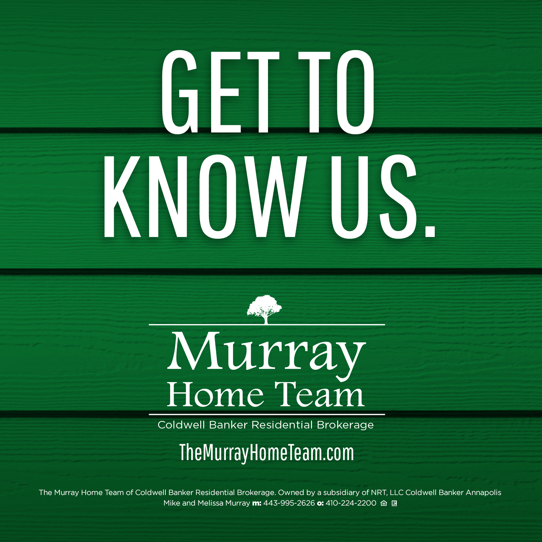 Open House - The Murray Home Team
