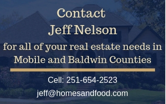 Contact Jeff Nelson - Spanish Fort Neighborhoods
