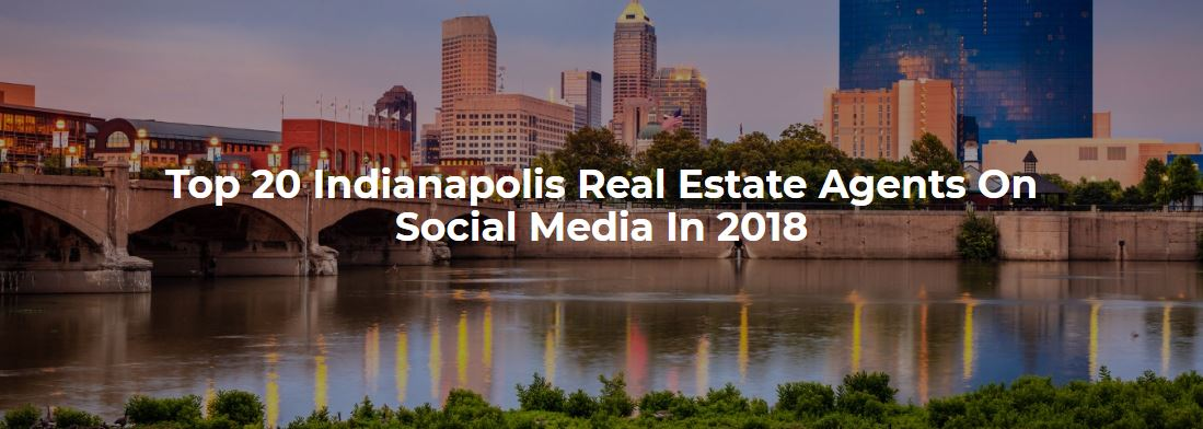 Did you know The Halcomb Group made Property Spark's Top 20 Realtors on Social Media?