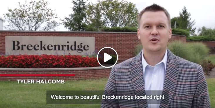 Breckenridge Subdivision in Franklin Township w/ Tyler Halcomb