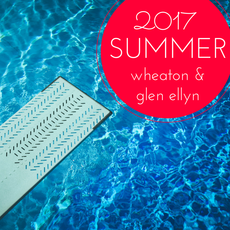 Celebrate Summer in Wheaton and Glen Ellyn!!