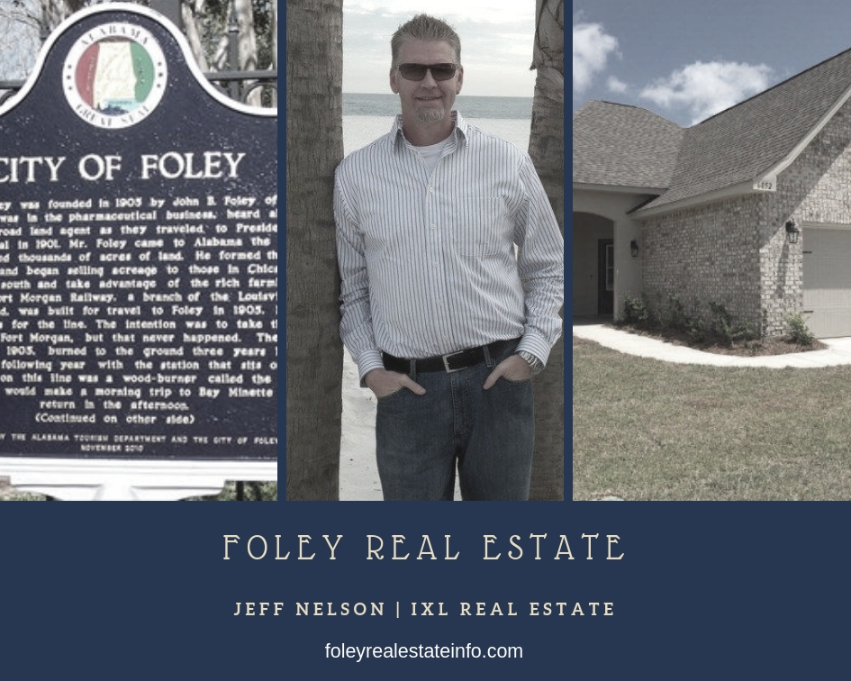 Foley Real Estate - Jeff Nelson