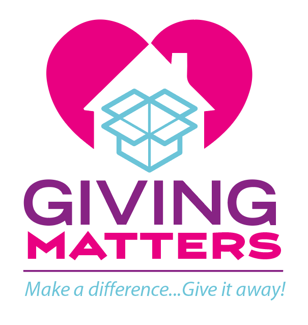 Make A Difference, Give It Away!
