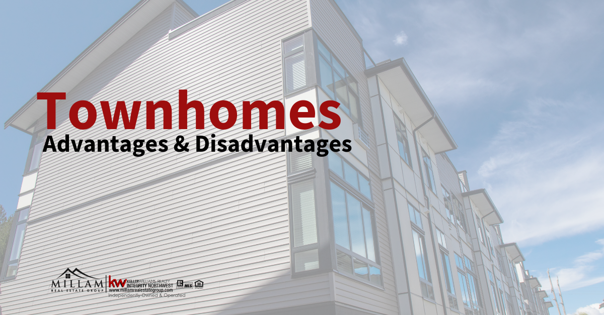 townhome advantages and disadvantages
