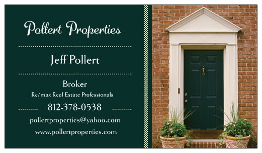 Listing with Pollert Properties