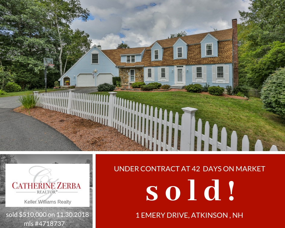 8d33d8b78750a7 SOLD - Another happy Atkinson Client! - Catherine Zerba