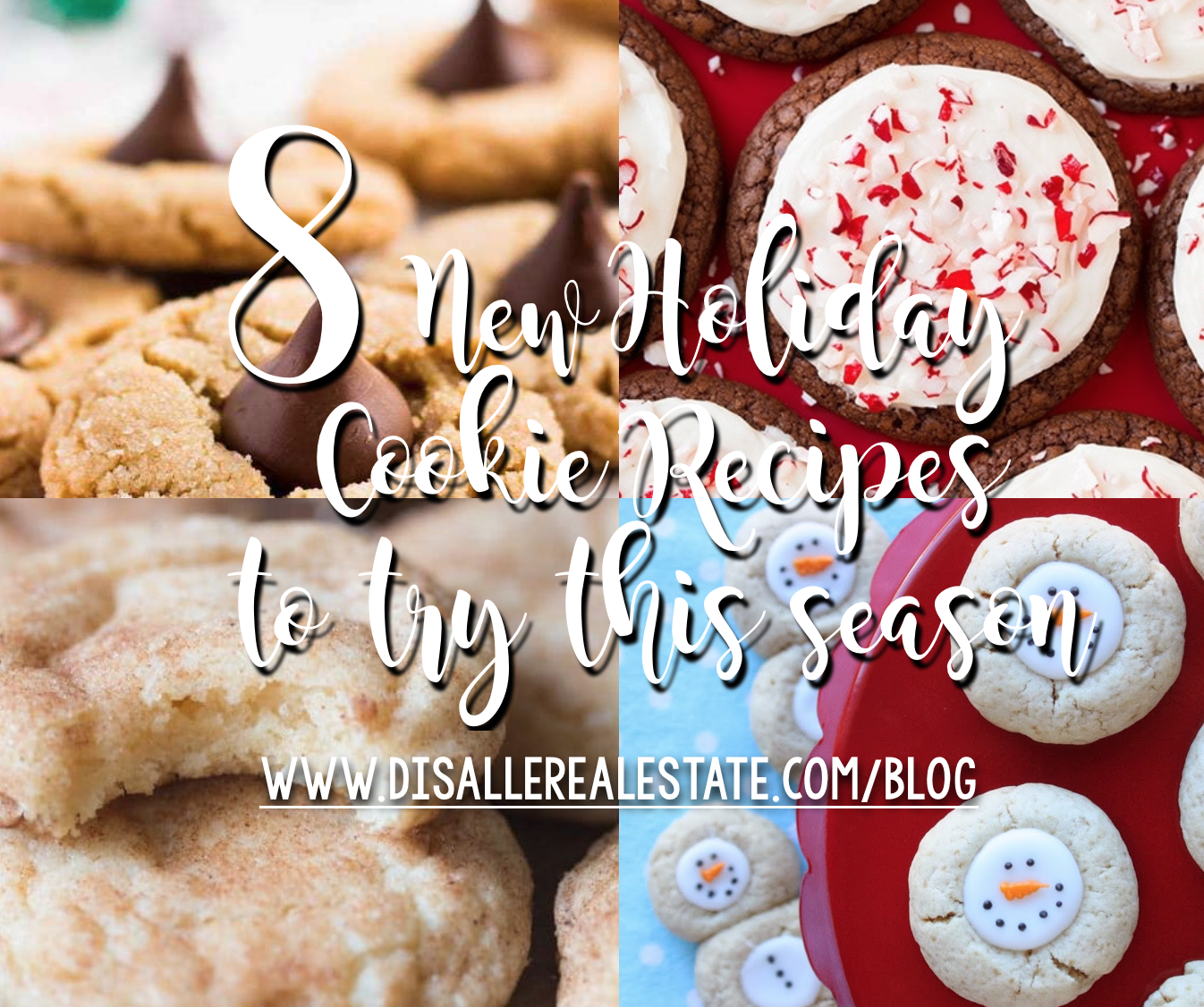 8 New Holiday Cookie Recipes To Try This Season