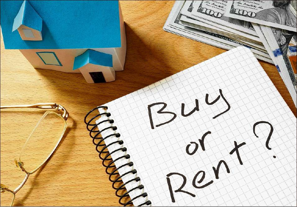 Rent Vs. Own A Home