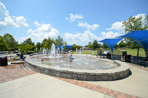 Suwanee Town Center Park-The Jewel of Gwinnett County
