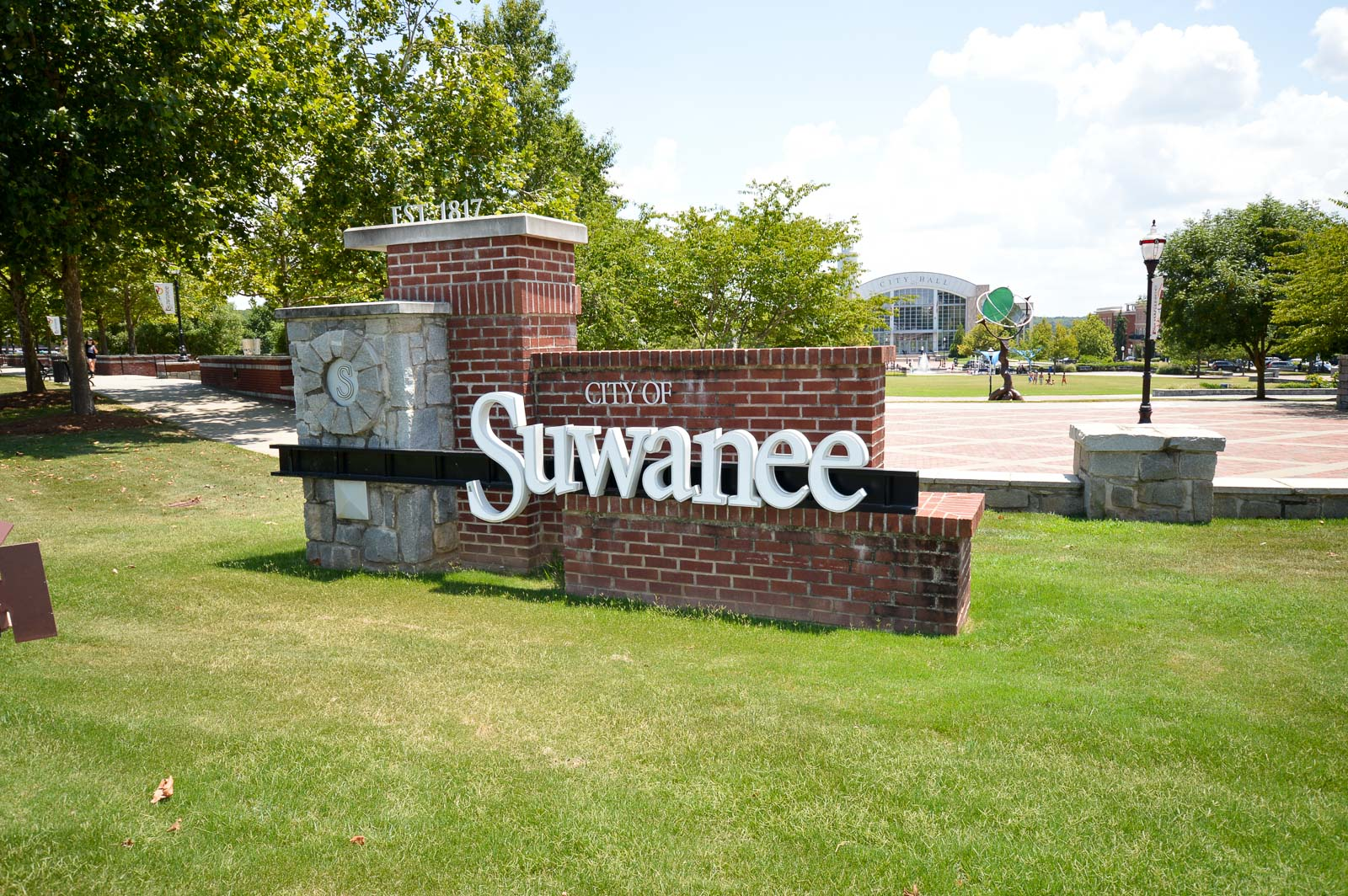 Suwanee Ga - Voted one of the best cities to raise a family