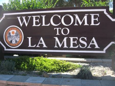 La Mesa: Gateway To The East