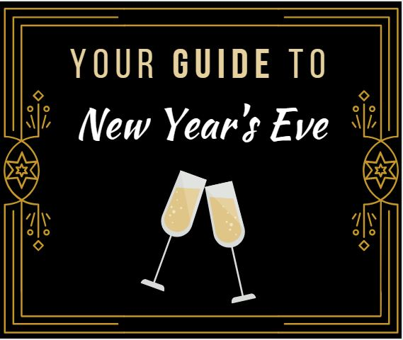 Your Guide To NYE 2018