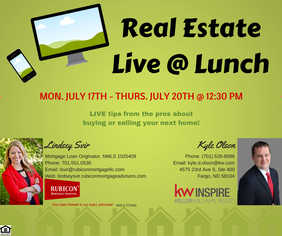 Real Estate Live @ Lunch – Insurance