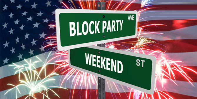 ​Planning A Fun Fourth Of July Block Party