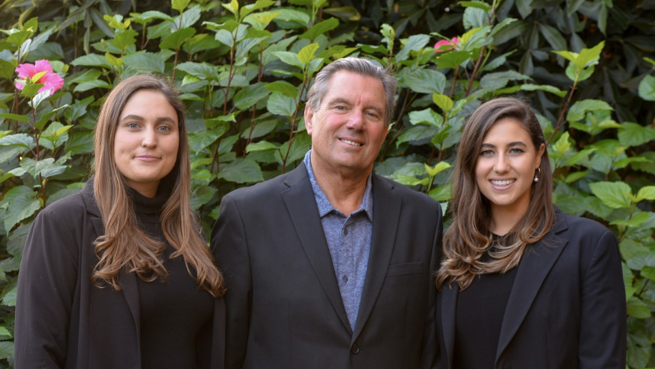 Bob, Nikki, & Christi Lane
