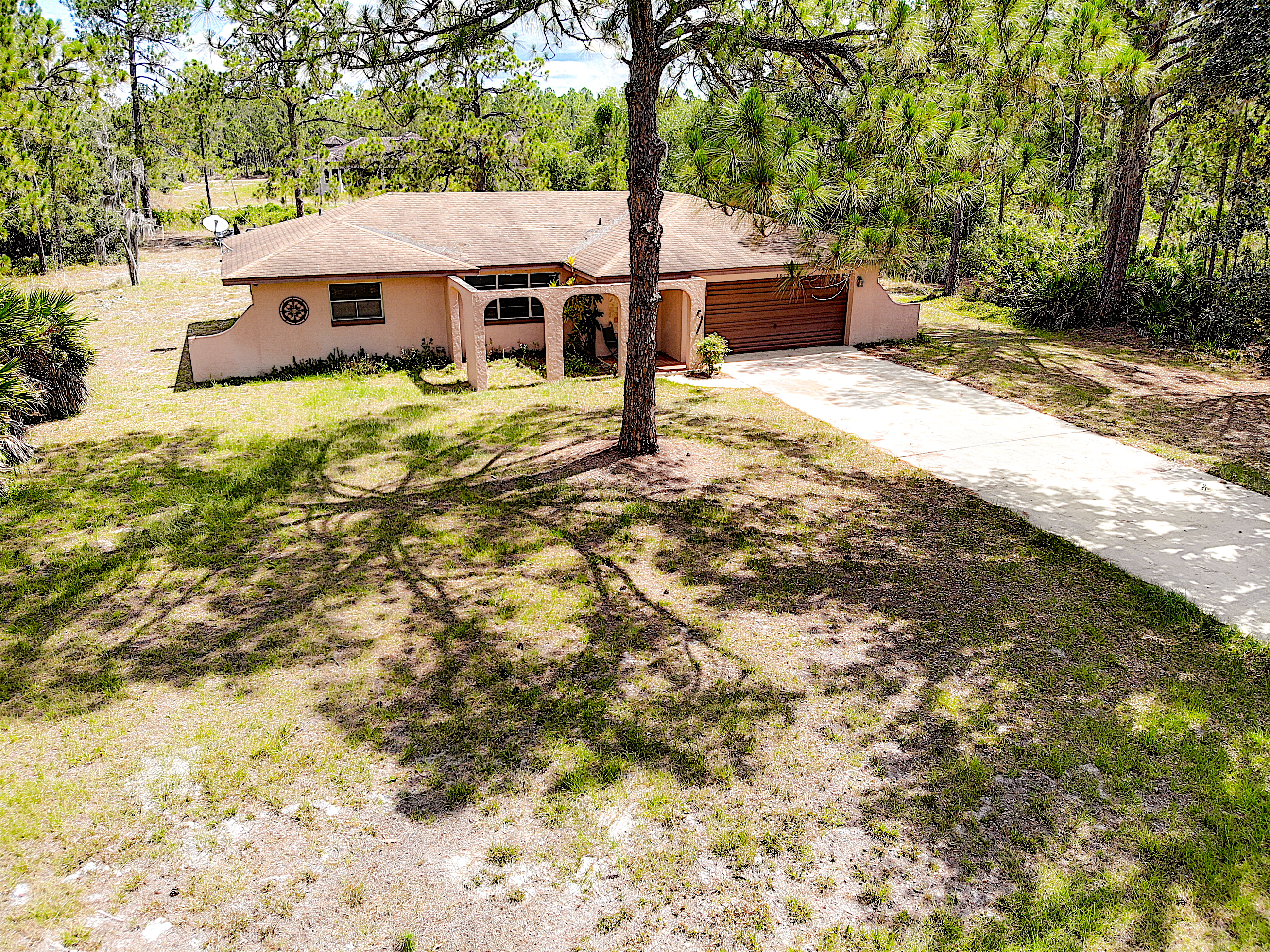 Sold home in Indian Lake Estates