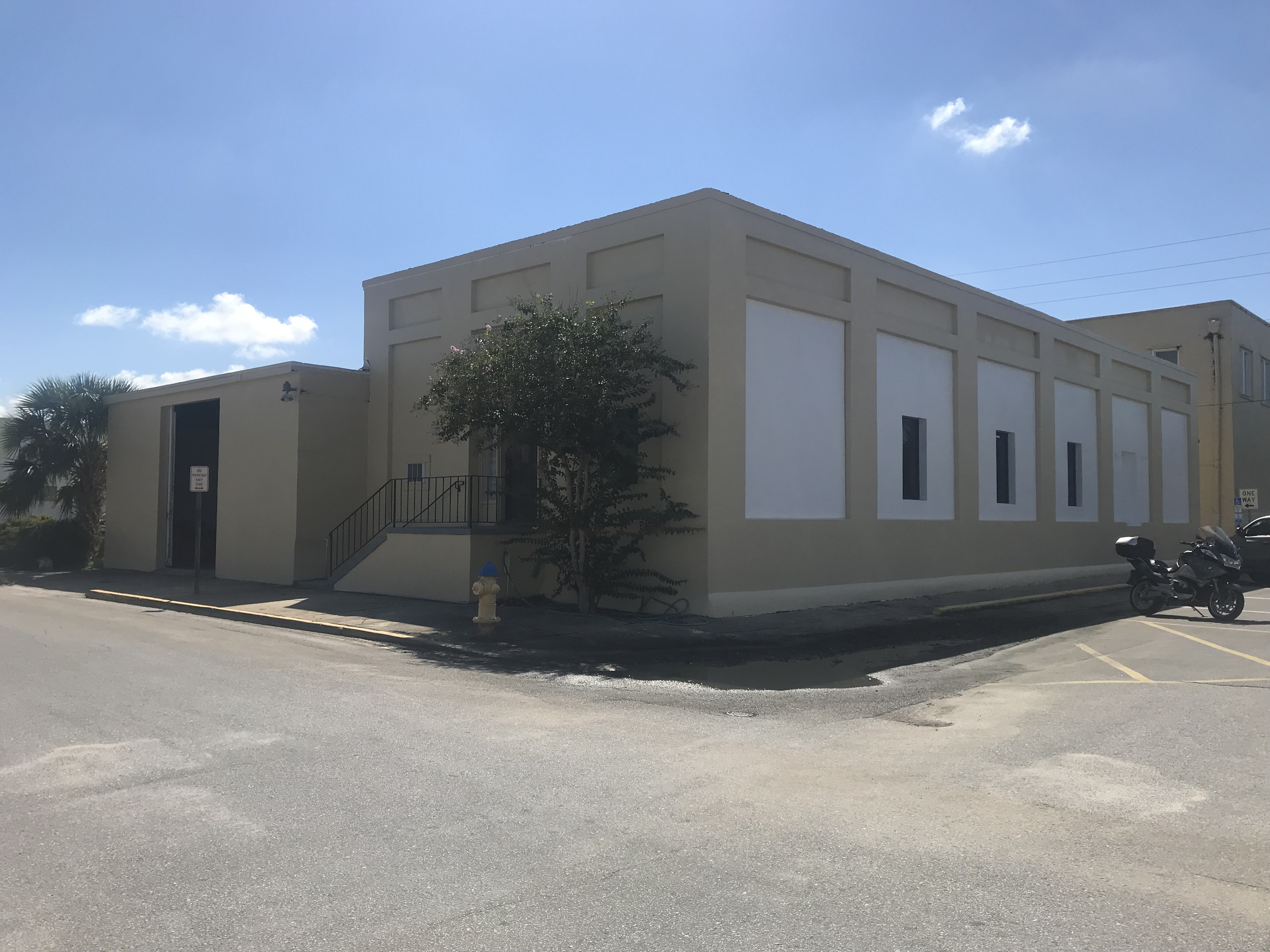 Sold downtown Lake Wales office building