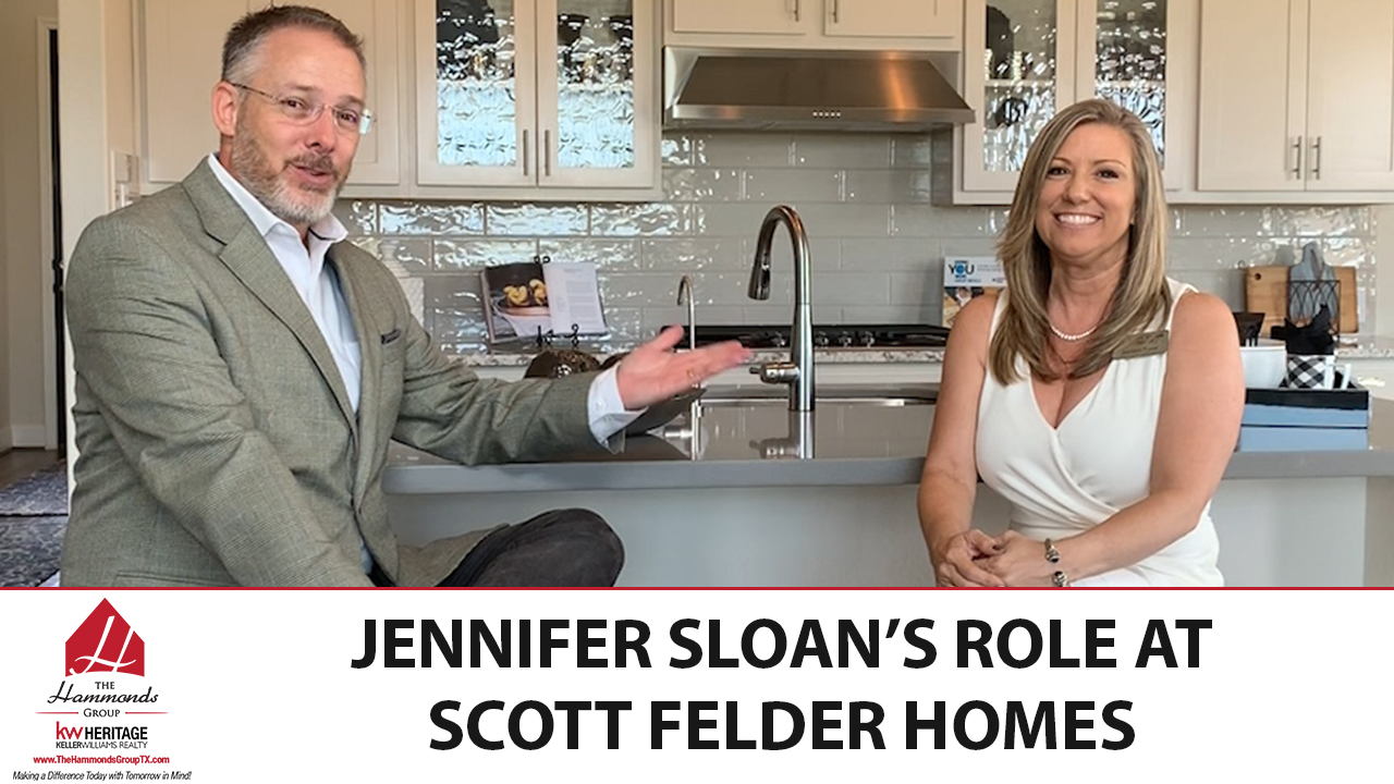 What Jennifer Sloan Brings to the Table at Scott Felder Homes