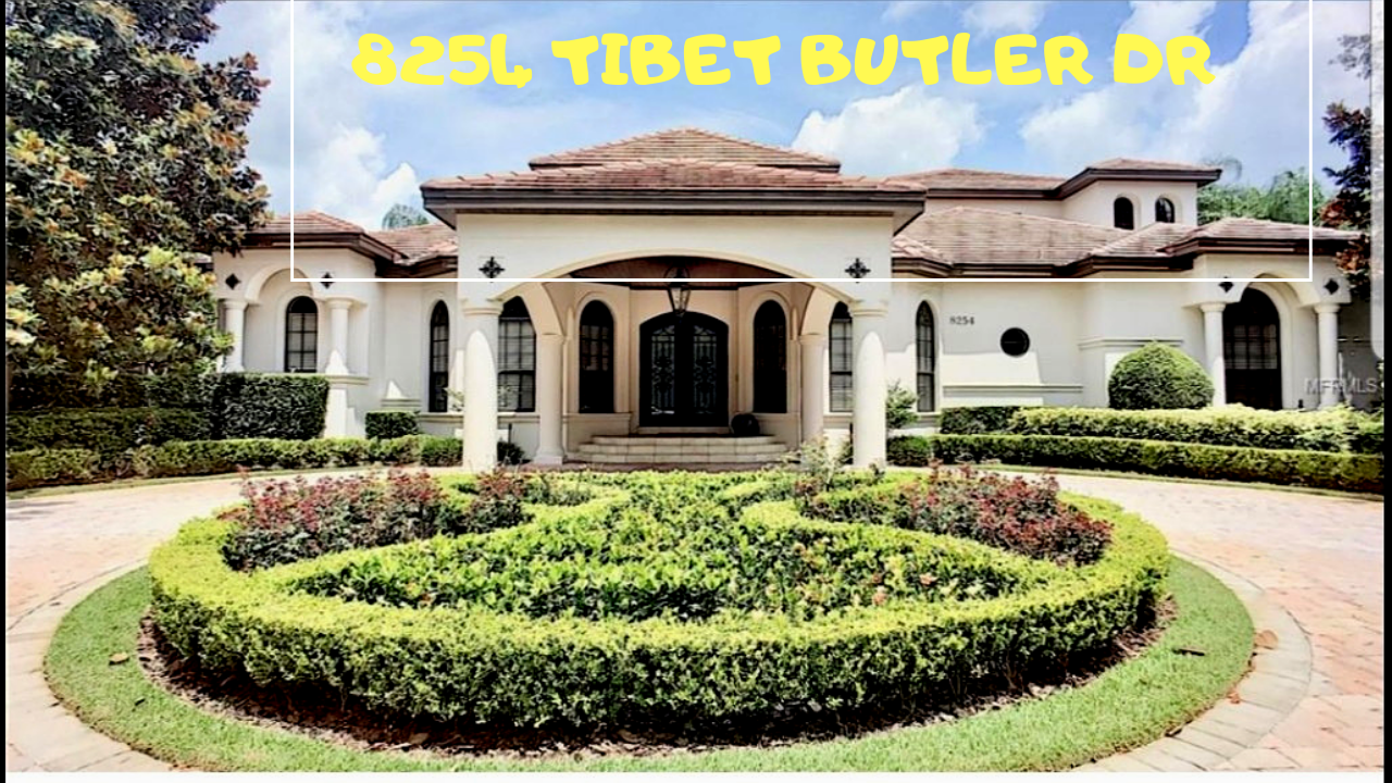 Crush of the Week | 8254 TIBET BUTLER DR | Eamor Homes