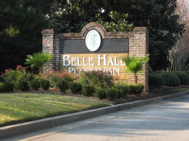 Belle Hall Plantation