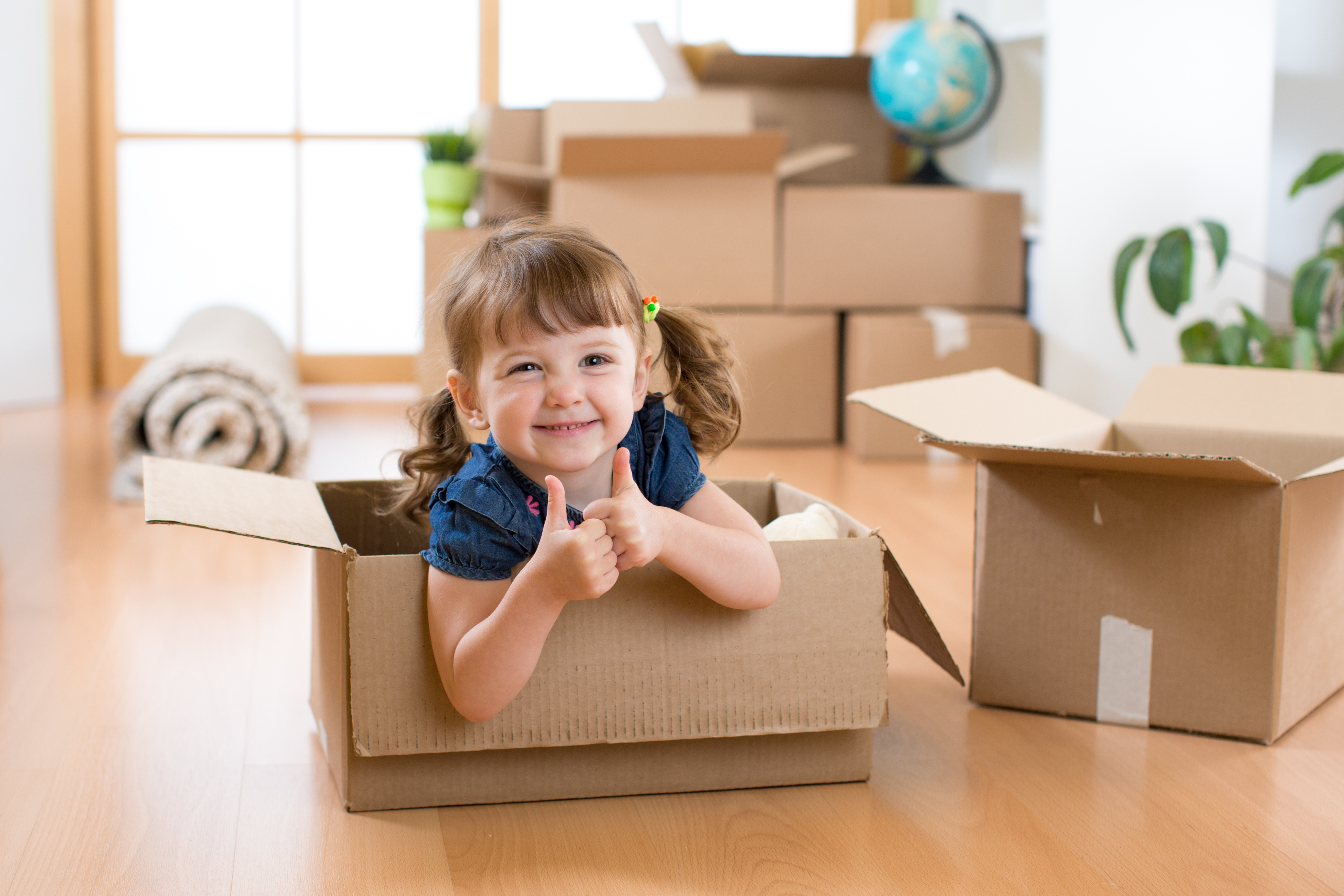 4 Ways to Help Make Moving with Kids Easier