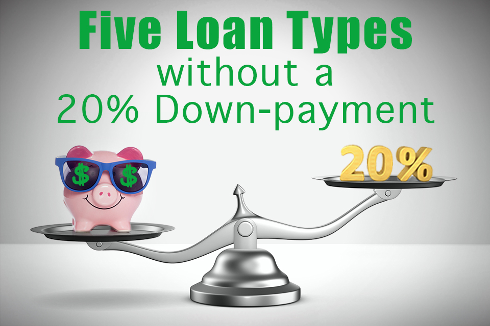 Five Home Loan Types