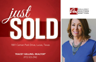 Just Sold Caman Park Drive