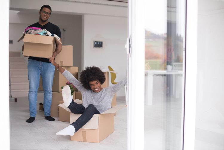 THE JOY OF OWNING A HOME