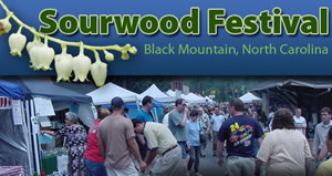 The Sourwood Festival fills downtown Black Mountain