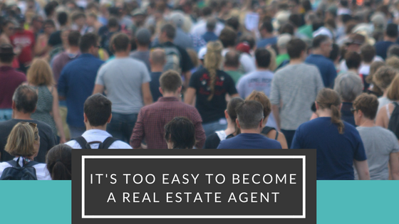 It's too easy to become a real estate agent in Tennessee