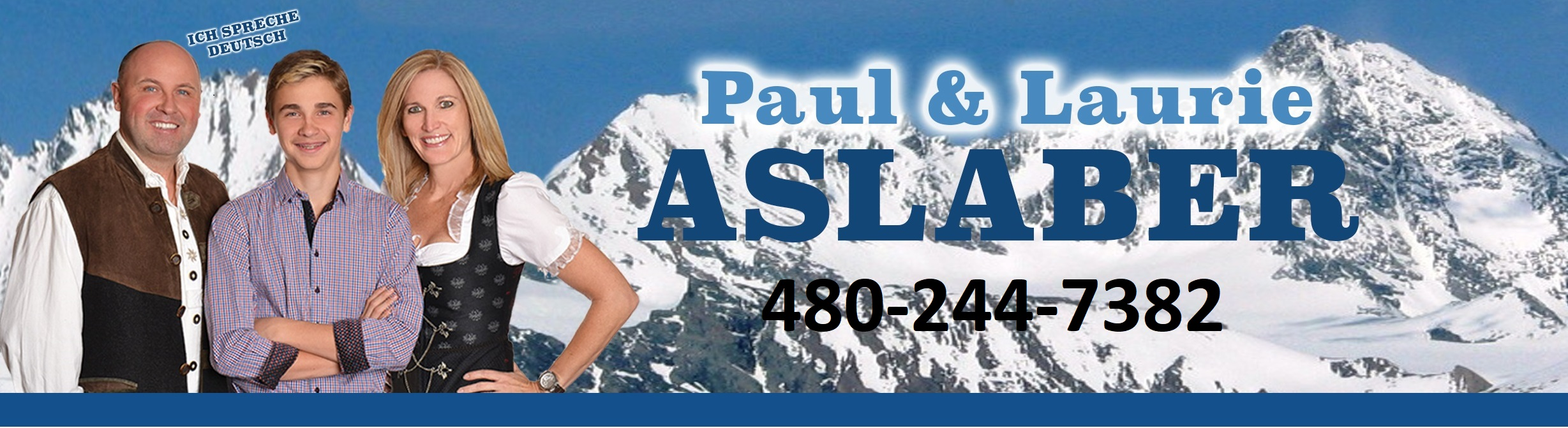 The Paul Aslaber Team