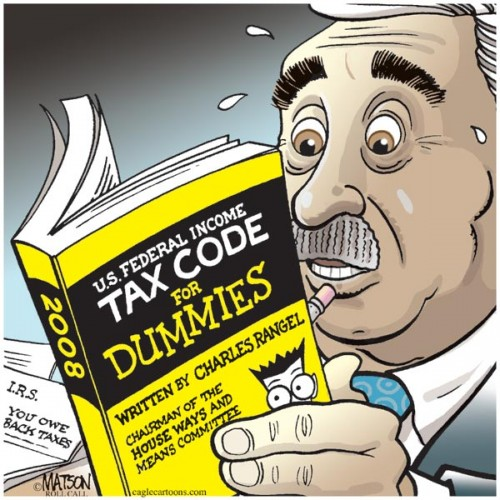 What does the tax code mean for home owners?