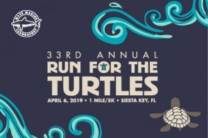33RD ANNUAL RUN FOR THE TURTLES April 6th