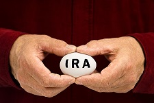 Why not put your IRA money in something you can touch?