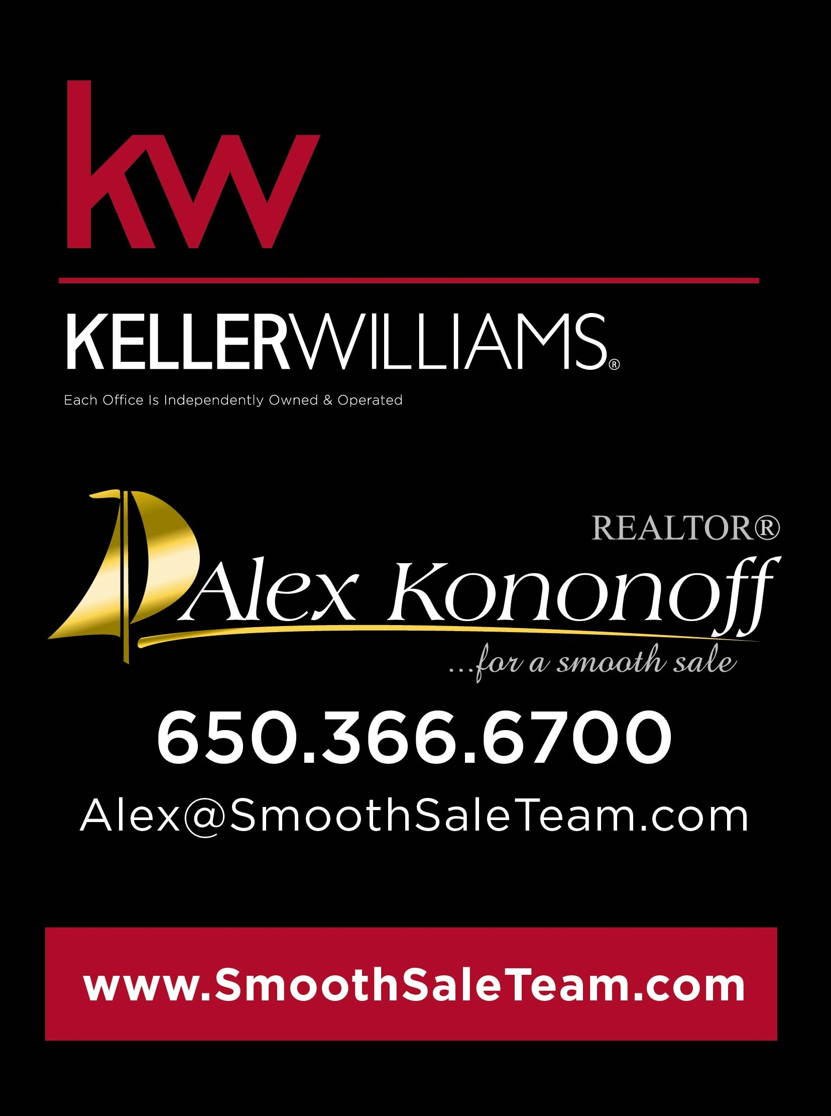 Alex Kononoff | Smooth Sale Team