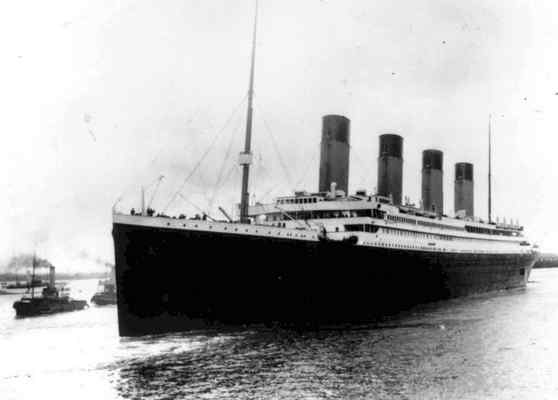 New Titanic Exhibit On Display At Queen Mary